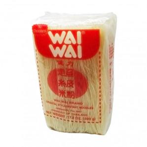 Рисовая вермишель быстрого приготовления Wai Wai | Вай Вай 500г