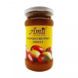 Паста чатни из манго сладкая (sweet mango chutney) Amil   Амил 300г