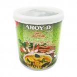 Паста Карри | Curry Paste зеленая Aroy-D 400г