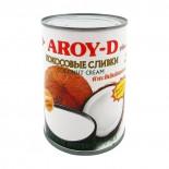 Кокосовые сливки Aroy-D 560мл