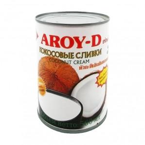 Кокосовые сливки (coconut cream) Aroy-D | Арой-Ди 560мл
