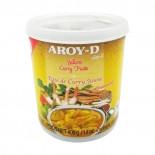 Паста Карри | Curry Paste желтая Aroy-D 400г
