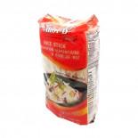 Рисовая лапша (rice noodles) 10мм Aroy-D | Арой-Ди 454г
