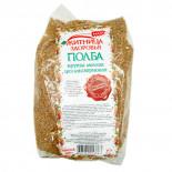 Полба. Крупка мелкая цельнозерновая (полбяная пшеница) Житница здоровья 500г