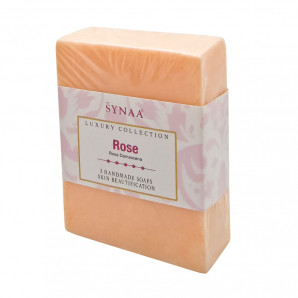 Мыло ручной работы Роза (handmade soap) Synaa | Синая 100г