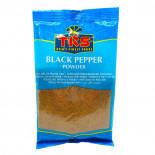 Перец черный молотый (black pepper powder) TRS | ТиАрЭс 100г
