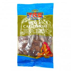 Кардамон черный семена (black cardamoms seeds) TRS | ТиАрЭс 50г