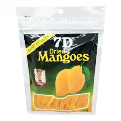 Сушеное манго (dried mango) 7D | 7Д 100г