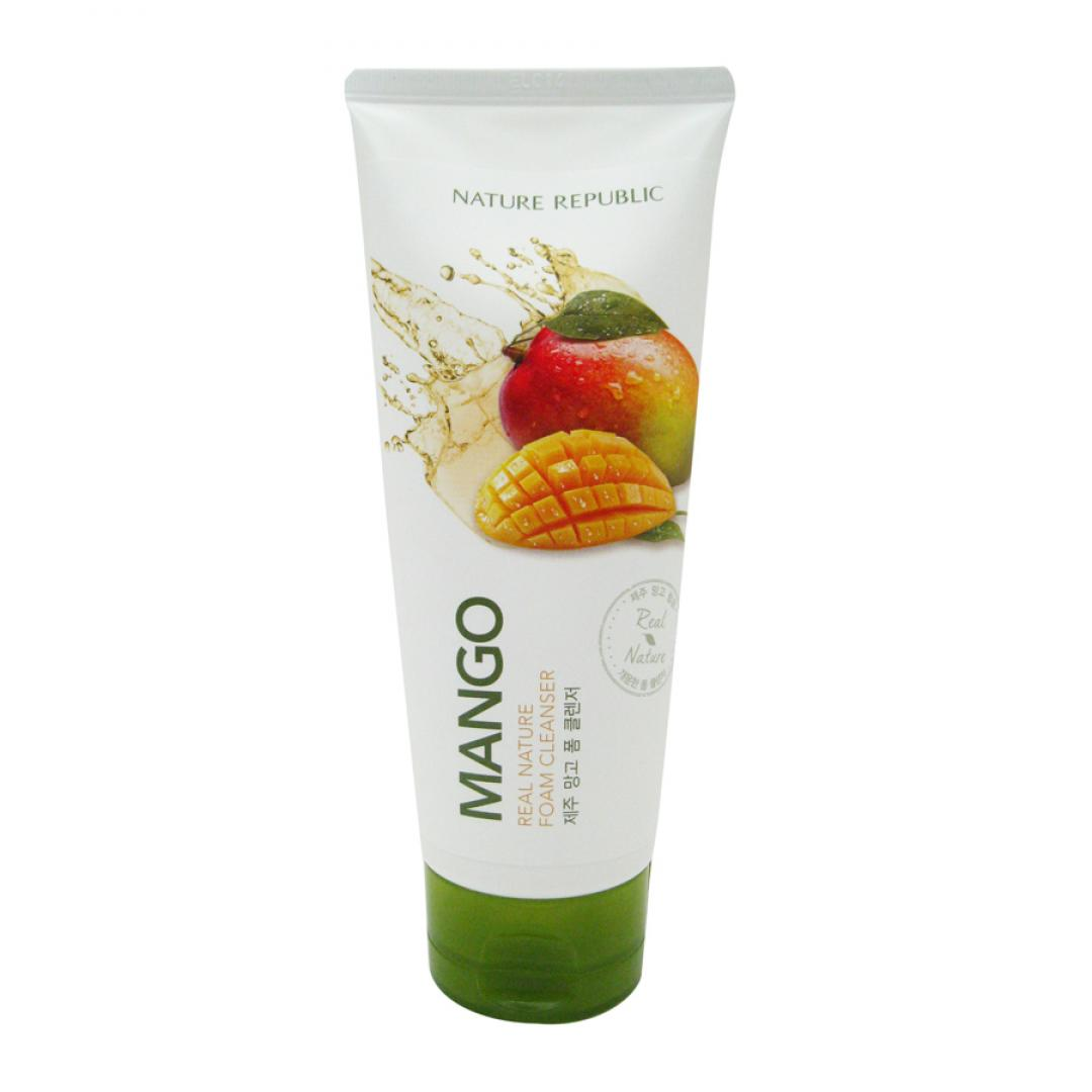 Пенка для умывания с экстрактом манго (cleansing foam) Nature Republic | Нэйча Репаблик 150мл