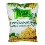 Чипсы кокосовые King Island 40г
