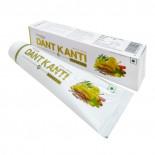 Зубная паста аюрведическая на травах Dant Kanti Advenced Patanjali  Дент Канти Эдвансед Патанджали 100г